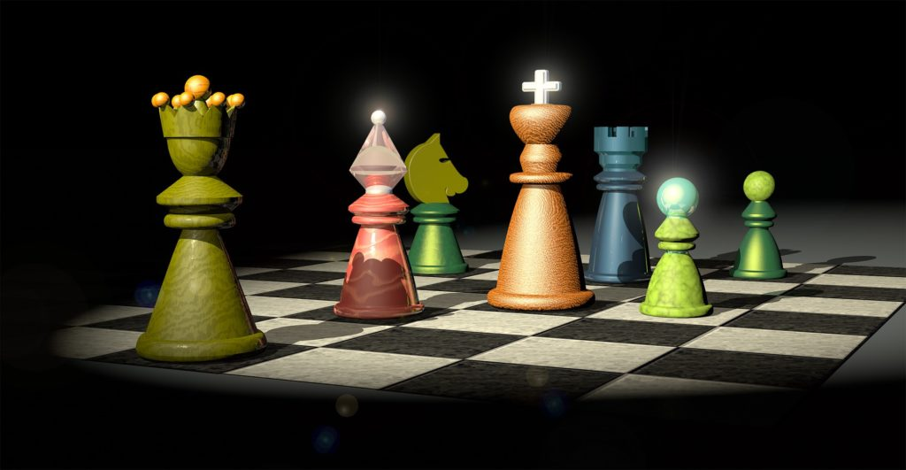 chess board strategies